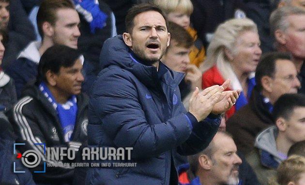 Bos Chelsea Lampard memberi tahu para pemain: Jangan menyerah