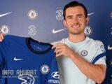 Chelsea menyelesaikan transfer bek kiri Leicester senilai £ 50 juta dengan kontrak lima tahun