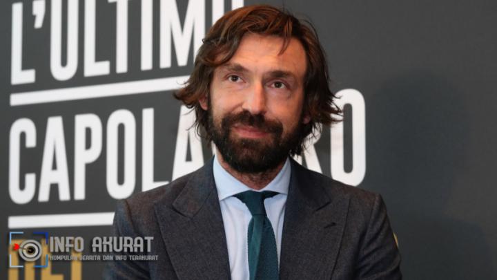 BREAKING NEWS: Pirlo menunjuk pelatih kepala Juventus yang baru