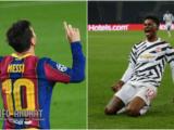 Man Utd menyegel rekor klub saat Messi mencapai tonggak sejarah lainnya – Liga Champions dalam fakta Opta