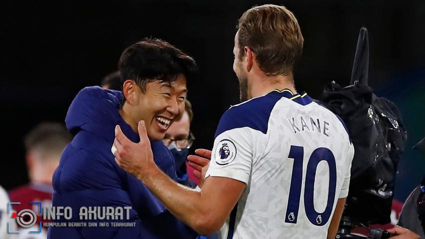 Telepati Kane dan Son lahir dari persahabatan, kata Mourinho