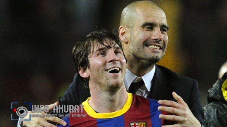 Pep Guardiola: Saya ingin Lionel Messi mengakhiri karirnya di Barcelona