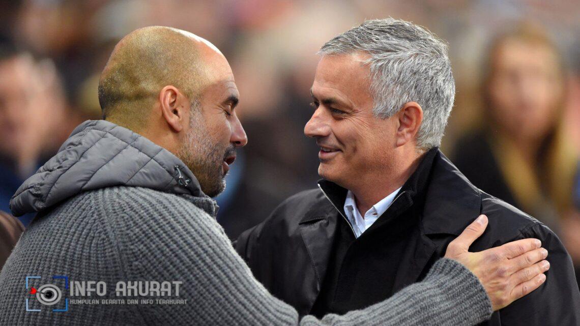Tottenham lebih baik dari musim lalu tapi Jose Mourinho menegaskan Manchester City juga membaik