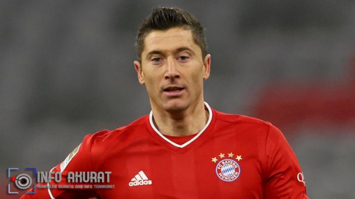 Flick bersumpah Bayern harus memberi Lewandowski setiap kesempatan untuk menantang 'panutan' Muller