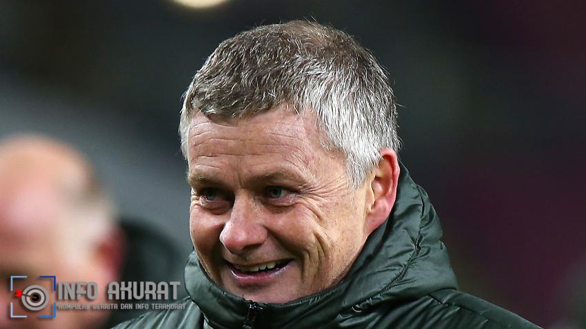 Solskjaer merasa Man United 'menjadi lebih baik dan lebih baik' setelah naik ke posisi teratas