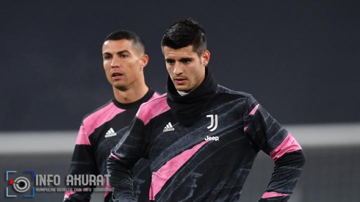Ronaldo adalah salah satu yang terbaik dalam sejarah sepakbola … Saya akan memberi tahu anak-anak saya bahwa saya bermain dengannya – Morata