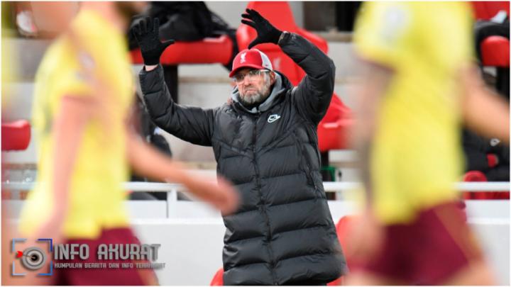 Klopp disalahkan saat Liverpool yang pemalu gol dibekap oleh Burnley