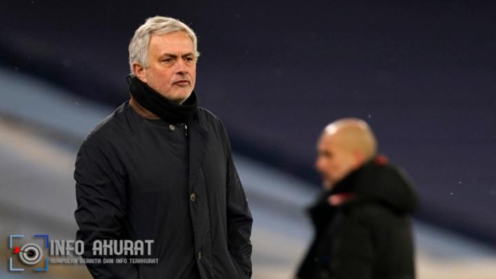 Mourinho menyalahkan kelelahan dan 'penalti modern' atas kekalahan Tottenham