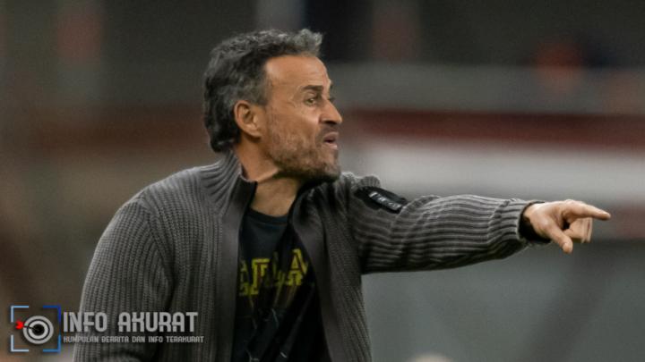 Luis Enrique berharap masa depan cerah Barcelona karena suara pelatih Spanyol dalam pemilihan klub