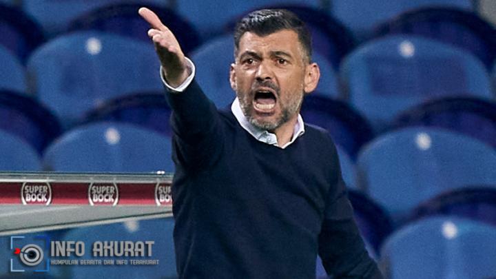 Conceicao mewaspadai reaksi Chelsea saat Porto bersiap untuk mengutak-atik Tuchel