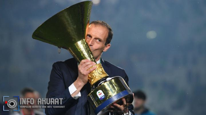 Pirlo tahu tentang pertemuan Allegri-Agnelli, yakin dia mendapat dukungan Juventus