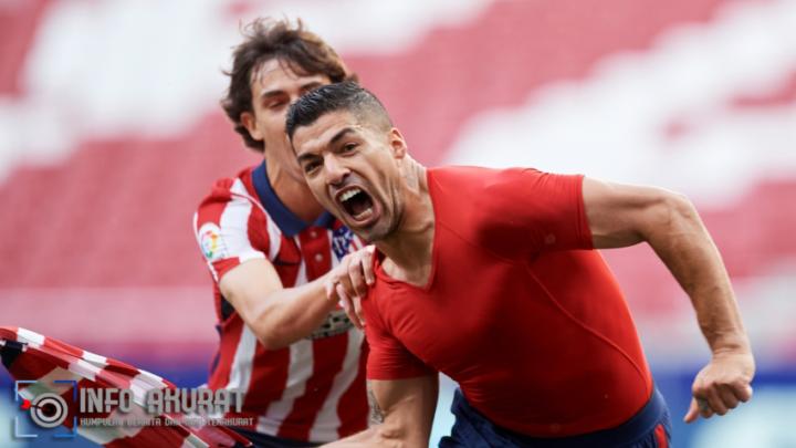 Suarez setelah pemenang akhir yang dramatis: Untuk memenangkan LaLiga Anda harus menderita