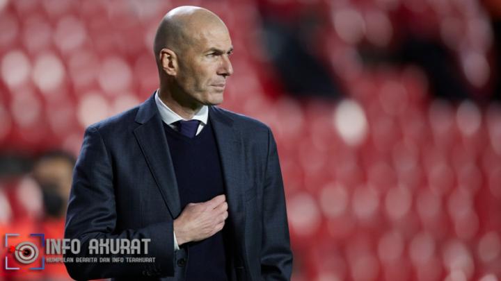 Zidane mengatakan 'ada saat-saat Anda harus berubah' di tengah pembicaraan pengunduran diri Madrid