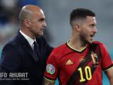 Hazard 'bekerja lebih keras dari sebelumnya' untuk sepenuhnya fit saat Belgia menyambut De Bruyne kembali ke pelatihan