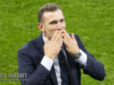 Shevchenko mundur sebagai pelatih kepala Ukraina